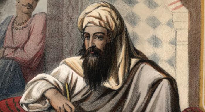 Великий пророк Мухаммед