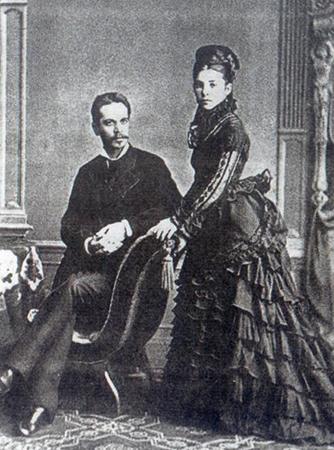 Анна Кириловна и Фёдор Игнатьевич – родители композитора