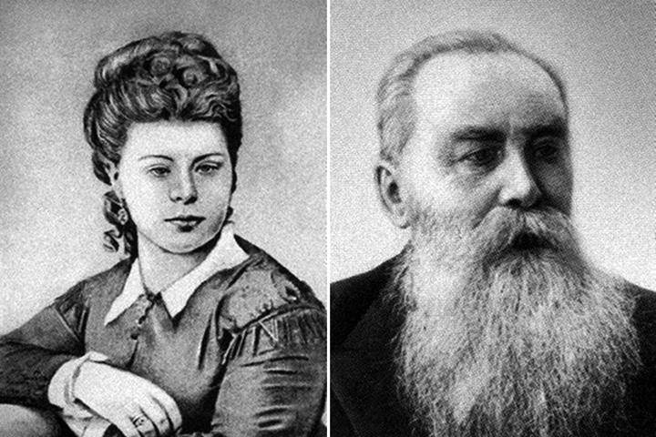Вера Николаевна и Дмитрий Константинович — родители Константина