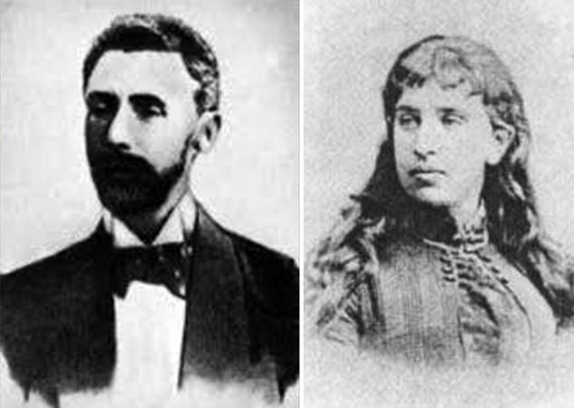 Эмилий Вениаминович и Флора Овсеевна Вербловская — родители Осипа