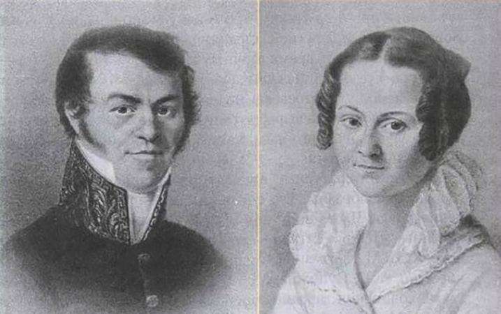 Михаил Андреевич и Мария Федоровна — родители Федора