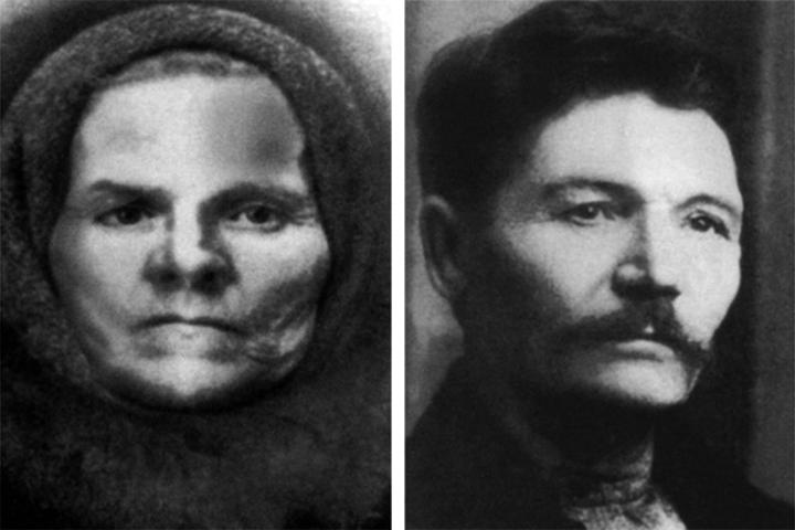 Мария Васильевна и Платон Фирсович — родители Андрея