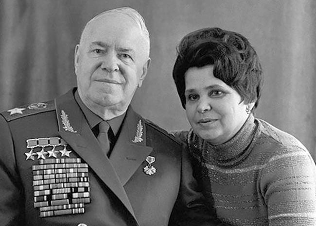 С Галиной Семеновой