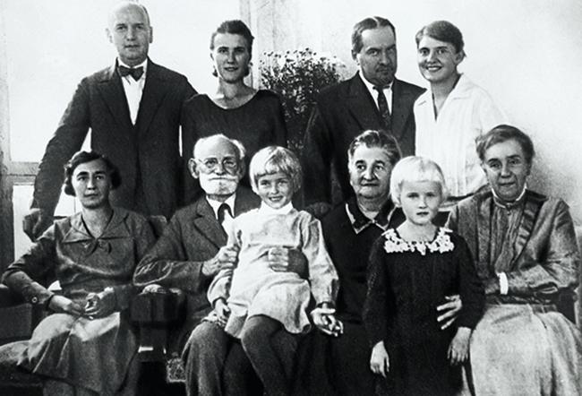 Семья Ивана Павлова
