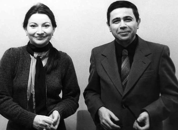 С Евгением Петросяном