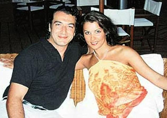 С Симоне Альбергини