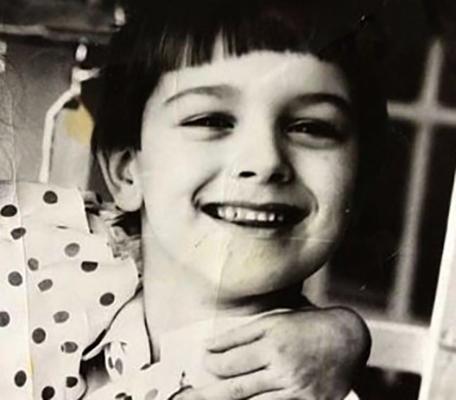 Станислав в детстве