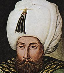 Сулейман I Великолепный (Канунии)