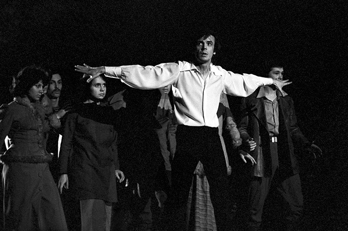 Георгий Тараторкин в театре
