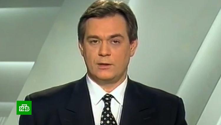 Телеведущий Сергей Доренко