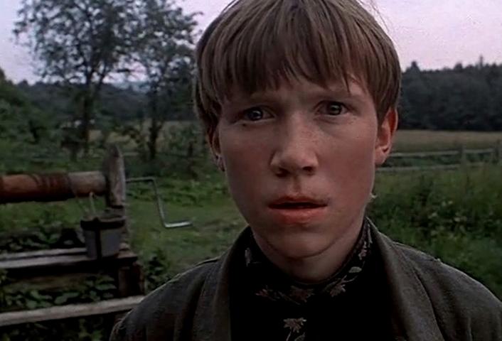 Алексей в юности