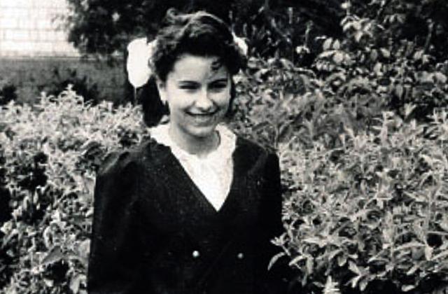 В юные годы