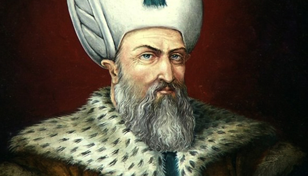 Великий Султан Сулейман