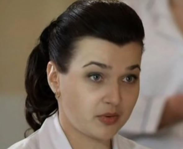 Вера Полякова в начале карьеры
