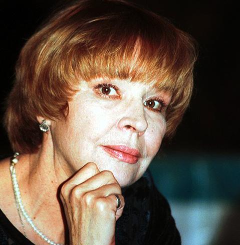 Актриса Тамара Семина