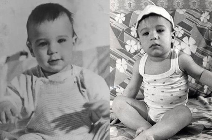 Иван в детстве