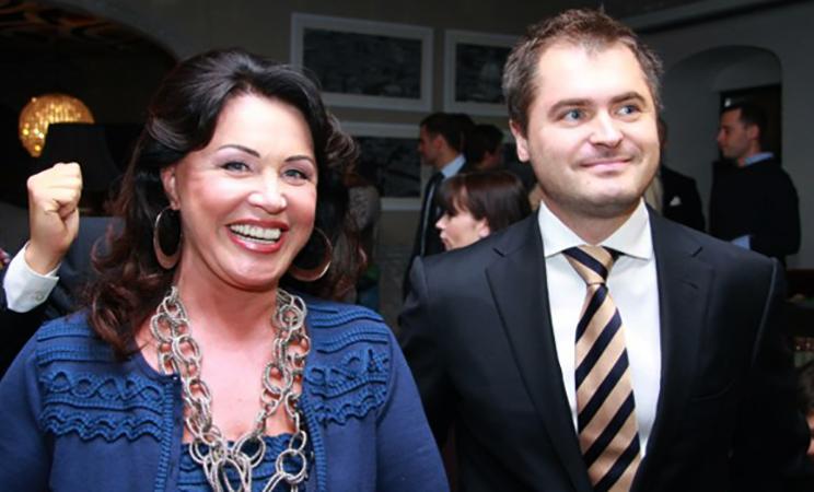 С Евгением Горшечниковым