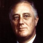 Франклин Рузвельт — краткая биография