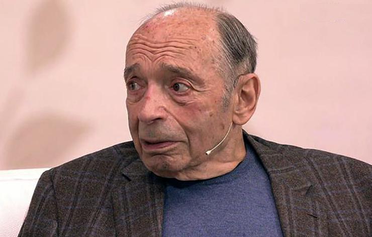 Валентин Гафт в старости