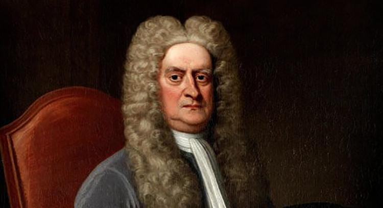 Великий Исаак Ньютон