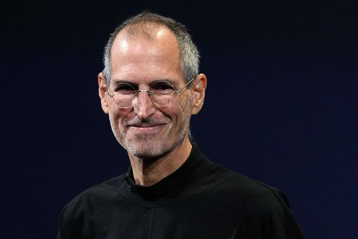 Стив Джобс незадолго до смерти