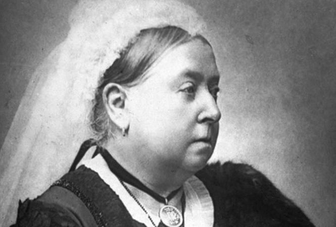 Королева Виктория в зрелые годы