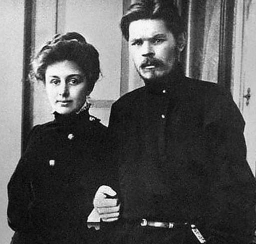 С Марией Андреевой