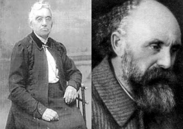 Родители — Мария Ивановна и Михаил Дмитриевич