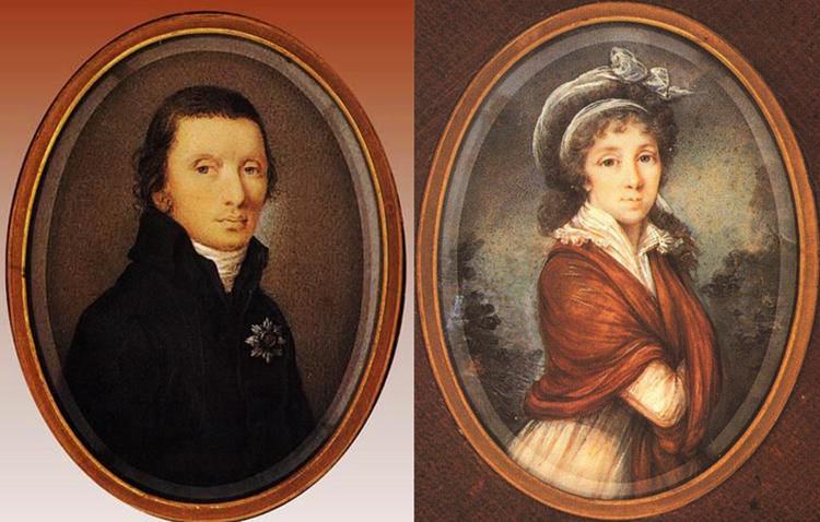 Родители — Андрей Иванович Вяземский и Дженни О`Рейли