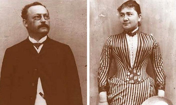 Герман и Паулина Эйнштейн