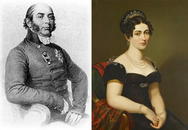 Родители — Эдуард Август и Виктория Саксен-Кобург-Заальфельдская