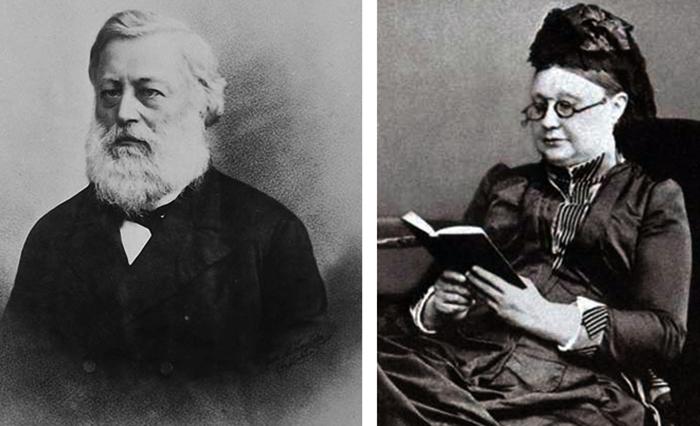 Родители — Тимофей Саввович и Мария Морозова