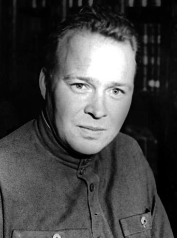 Писатель Аркадий Гайдар