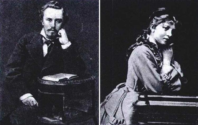 Александр Львович и Александра Андреевна — родители поэта