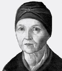 Яковлева Арина (Иринья) Родионовна