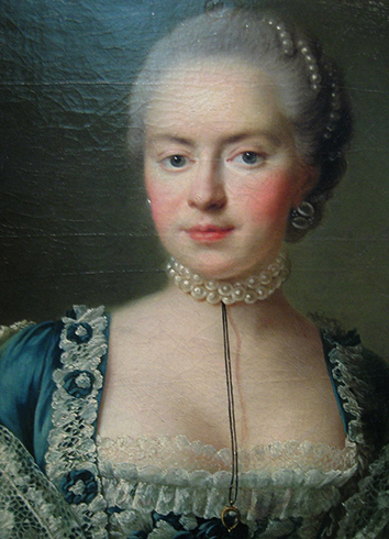 Дарья Салтыкова (Салтычиха)