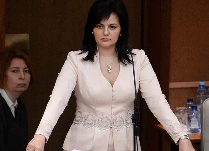 Государственный деятель Татьяна Шевцова
