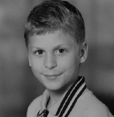 Стив в детстве