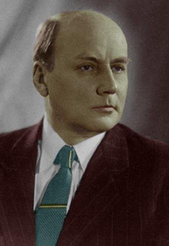 Владимир Сутеев в начале карьеры