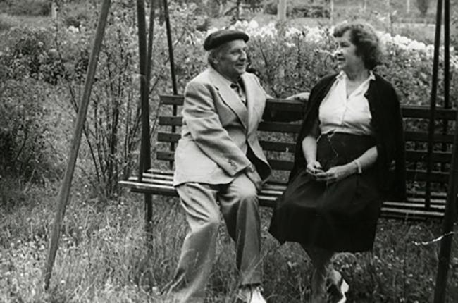 Владимир и Татьяна