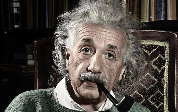 Великий ученый Альберт Эйнштейн