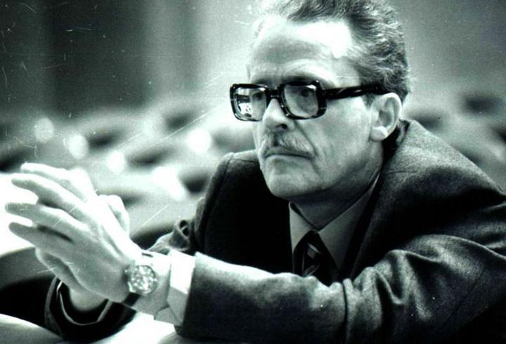 Великий писатель Борис Васильев