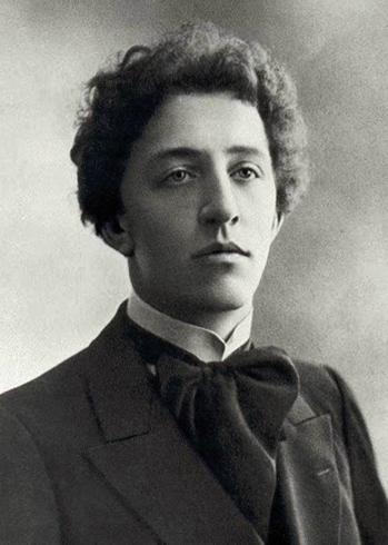 Великий писатель Александр Блок