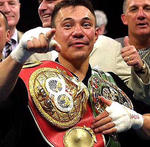 Знаменитый боксер Костя Цзю