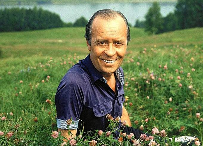Знаменитый актер Олег Борисов