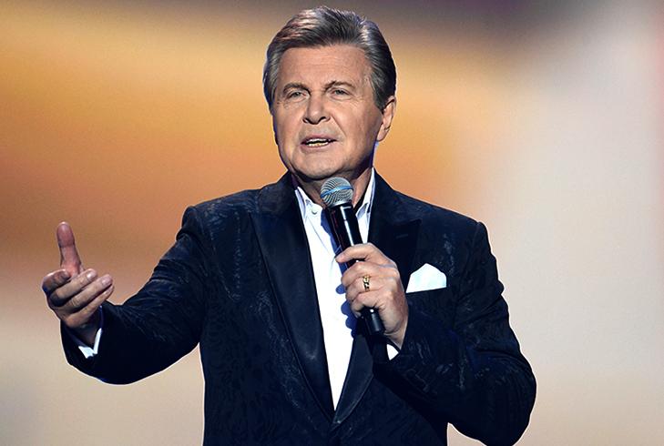 Знаменитый певец Лев Лещенко