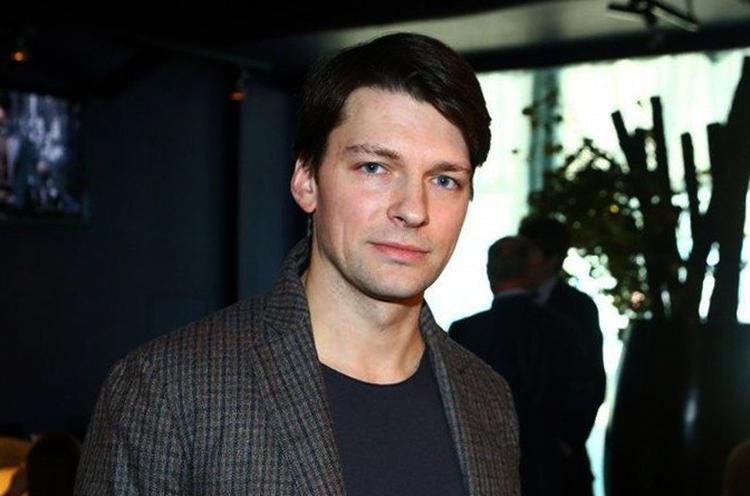 Актер Даниил Страхов