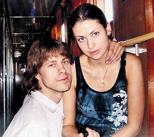 С Анной Ковальчук