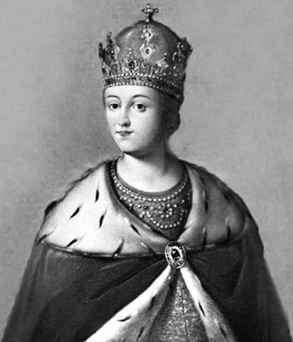 Царица Софью Алексеевна