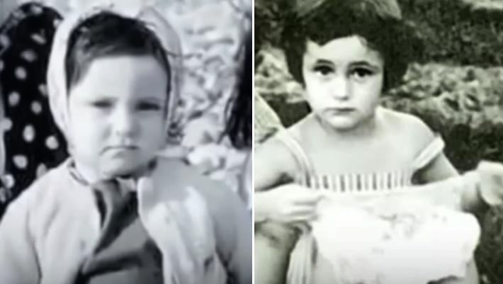 Тамара в детстве